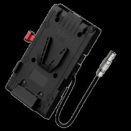 Adaptateur V-lock USB, 3 D-Tap, fiche FGK.1B.304