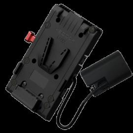 Adaptateur V-lock USB, 3 D-Tap, câble DC LPE6