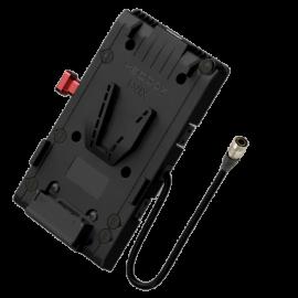 Adaptateur V-lock USB, 3 D-Tap, fiche HR-10-7P-4P