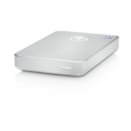 G-DRIVE mobile USB 3.0 with Thunderbolt