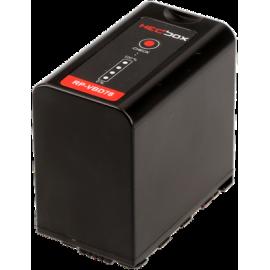 Batterie Li-Ion 7.2V / 7800mAh