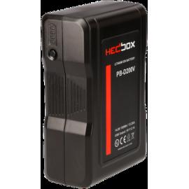 HedBox Batterie V-Mount 195Wh