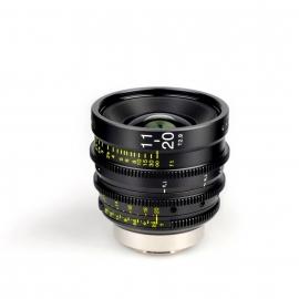 TOKINA - Optique Cinéma Zoom Grand-angle TOKINA 11-20mm T2.9 monture Canon EF