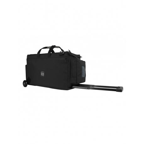 Valise légère et résistante pour Sony PXW-FX9 avec roues tout terrain