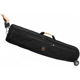 Armored Lighting Case | Off-road wheels | 41-inches | Black