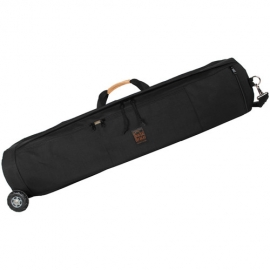 Armored Lighting Case | Off-road Wheels | 38-inches | Black