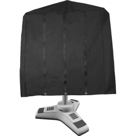 Camera Cloak | Night Blanket - Taslan Material | Black