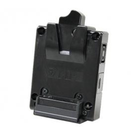 Plaque adaptatrice pour batteries I-micro