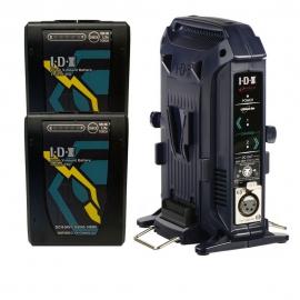 Kit de 2 x Imicro-150 , 1 x VL-2X