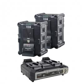 Kit de 2 x IPL-150 , 1 x VL-2000S
