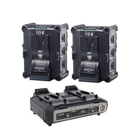 Kit de 2 x IPL-98 , 1 x VL-2000S