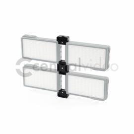 Magic Cube Support pour Lampe vidéo LED AtomCUBE RX1 RGBCW (4 lumières).