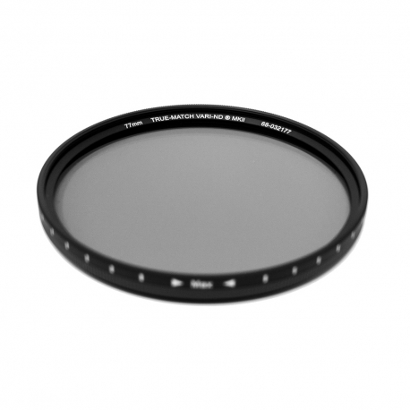 Filtre 77MM TRUE-MATCH VARI-ND® MKII
