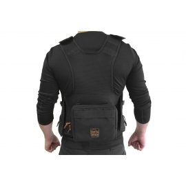 Porta Brace Audio Tactical Vest | Zaxcom Maxx | Black