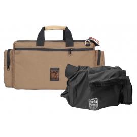 Porta Brace Cargo Case  Quick-Slick Rain Protection Included   Coyote (Tan)   Camera Editon - Large