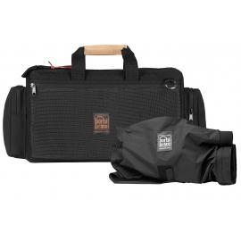 Porta Brace Cargo Case   Quick-Slick Rain Protection Included   Black   Camera Edition - Medium