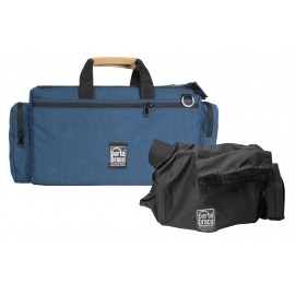 Porta Brace Cargo Case   Quick-Slick Rain Protection Included   Signature Blue   Camera Edition - Large
