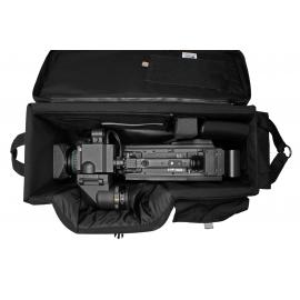 Sac valise rigide caméra version noire