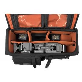 Porta Brace Quick Draw   ENG Camera Case   Wheeled   Black