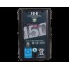 Batterie Li-Ion V-mount 14.4V 143Wh avec 2 sorties D Tap +1 sortie USB