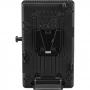 IDX VL-PVC1-DC Chargeur V-mount simple pour batterie ENDURA avec prise allume cigare