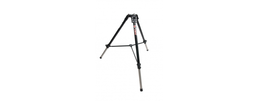 Central Video -  Trépieds pour Grues et JIB -  Trépied 132X  Trépied 132X renforcé  Modified 132 X tripod for Mini and Travelle