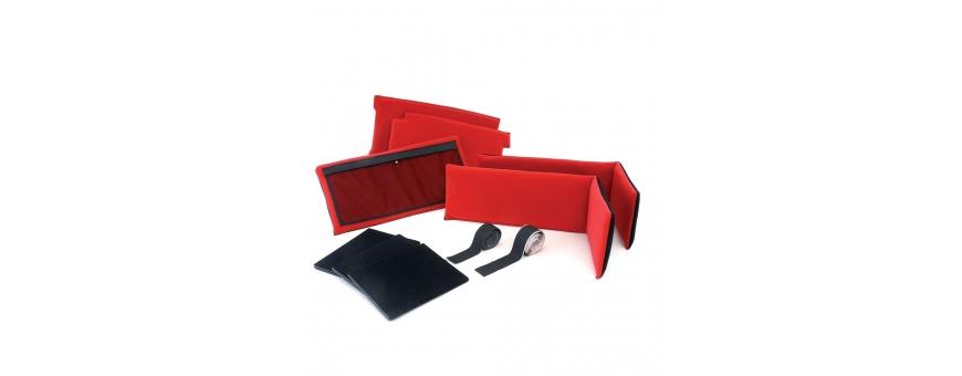 Central Video -  Accessoires pour valises étanches -  Support pour Trépied  Kit de roues pour HPRC4400  SOFT BAG FOR PARROT BEB