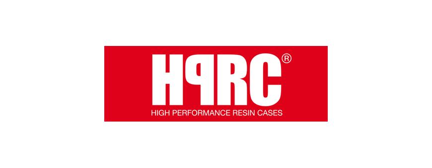 Central Video -  HPRC -  Support pour Trépied  Boite étanche petit modèle vide  Porte-cartes mémoires petit modèle