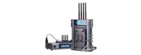 Central Video -  Transmission Vidéo Sans Fil HD -  Adaptateur batteries pour CW-3  Système Émetteur/Récepteur HF Vidéo HDMI  Pa