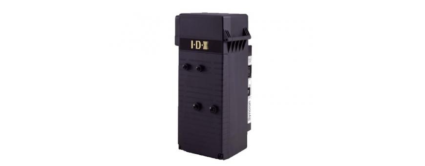 Central Video -  Gamme NP -  Chargeur de batteries au format NP  Boitier double de caméra pour 2 batteries NP avec Digi-View  B