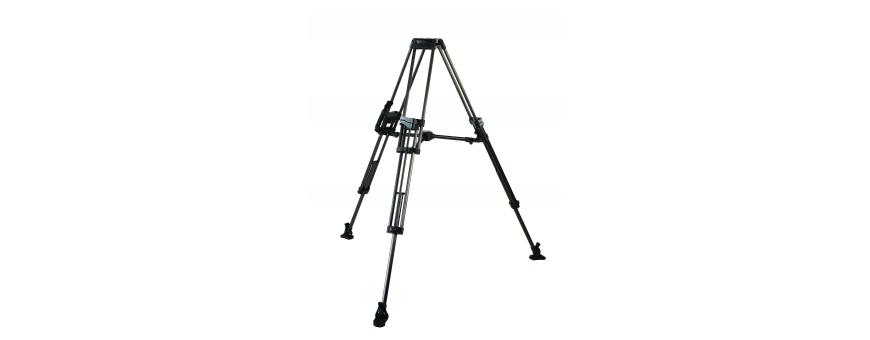 Central Video -  Gamme Sprinter II (jusqu'à 45 kg) -  Trépied Sprinter II Carbone, 2 étages, Bol de 100 mm, jusqu'à 45 kg  Trép