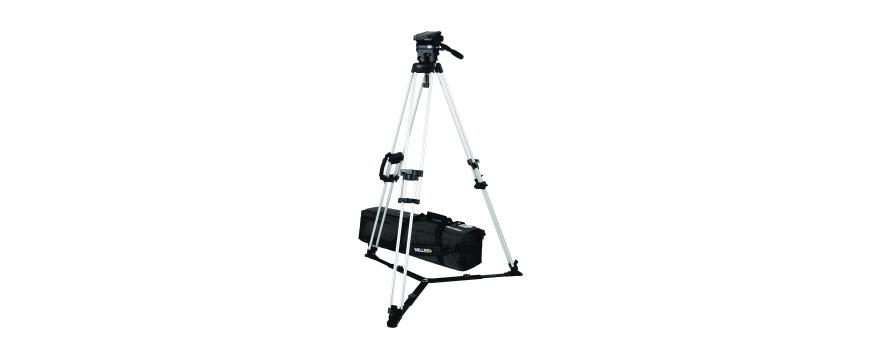 Central Video -  Gamme Arrow 40 (de 7 à 16 kg) -  Système Arrow 40 de 7 à 16 kg trépied Sprinter Alu 1 étage Triangle de sol