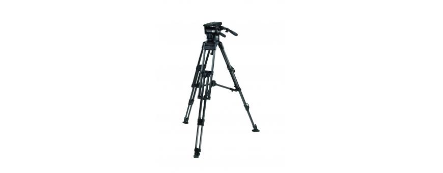 Central Video -  Gamme Skyline 70 -  Système Skyline 70 de 4,5 à 37,5 kg trépied HD Carbone 2 étages Triangle intermédiaire  Sy