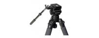 Central Video -  Gamme Safari -  Système SAFARI carbone pour caméra jusqu'à 5 kg