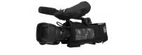 Central Video -  Protection Camera Body Armor -  Camera BodyArmor   Panasonic AG-AC130   Blue  Camera BodyArmor   Panasonic AG-