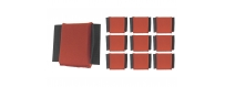 Central Video -  Cloisons de séparation -  Stabilisateur Caméra et Optique  Divider  7 x 13 Veltex for the RIG-2 series  Divide