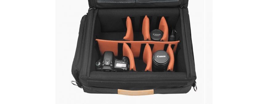 Central Video -  Sacs Accessoires, Matttebox, Optiques… -  Sac de transport pour caméra et Glidecam  Porta Brace Light Run Bag