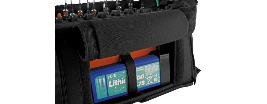 Central Video -  Sacs Mixettes -  Sac mixette mini version noire  Sac mixette mini version noire  Sac mixette mini version noir