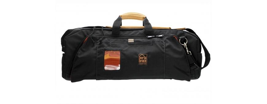 Central Video -  Fourre-tout -  Sac fourre-tout petit modèle  Sac fourre-tout  version noire  Porta Brace Run Bag | Stedicam Sm