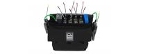Central Video -  Housses transmetteurs HF -  Sacoche micro HF version noire  Sacoche micro HF  Sacoche micro HF