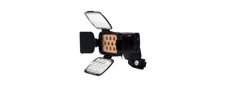 Central Video -  Eclairage -  Eclairage à LED Vidéo Professionnel