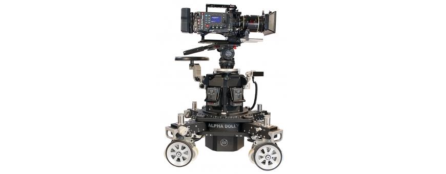 Central Video -  Machinerie cinéma -