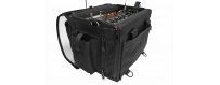 Central Video -  Sacs et housses Audio -  Sac Audio Organizer version bleue  Sac Audio Organizer version noire  Porta Brace Aud