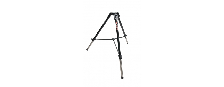 Central Video -  Trépieds pour Grues et JIB cinéma -  Tripod adapter with euromount 150mm  Tripod adapter with euromount 100mm