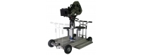 "Central Video -  LightDolly ""Sprinter"" -  Sprinter Light Dolly  Sprinter Light Dolly ""Big Wheel""  Footboard extension for Sprin"