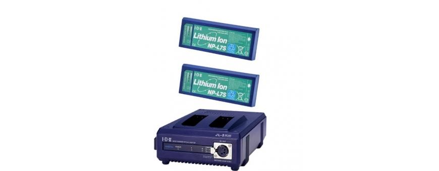 Batteries et Chargeurs NP