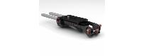 Central Video -  Supports pour épaulières -  Support de rail  15mm pour camera Blackmagic pocket Cinema  Platine de camera de r