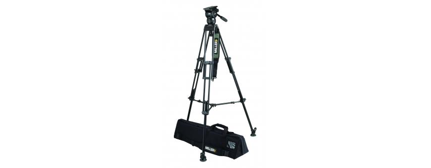 Central Video -  Système jusqu'à 12 kg en charge -  Système SAFARI carbone pour caméra jusqu'à 5 kg  Système Compass 20 de 2 à