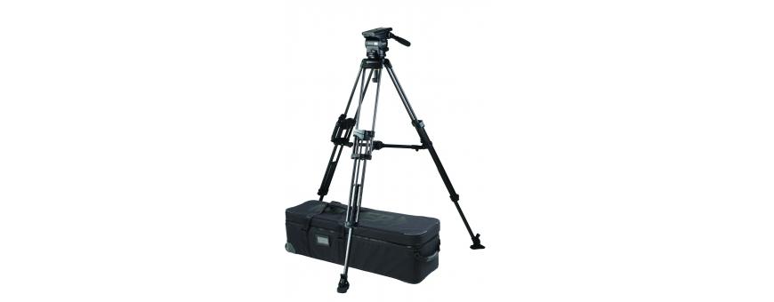 Central Video -  Système jusqu'à 16 kg en charge -  Système Arrow 40 de 7 à 16 kg trépied Sprinter Alu 1 étage Triangle de sol