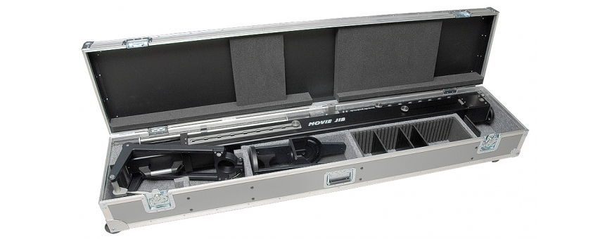 "Central Video -  Accessoires Grues et Jib -  Flight case for Movie Jib  Balancing bag ""light"" 2 kg  Sand bag"